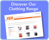 Discover Our Clothing Range