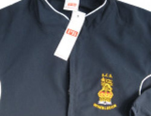 Bespoke jackets made for schools and universities