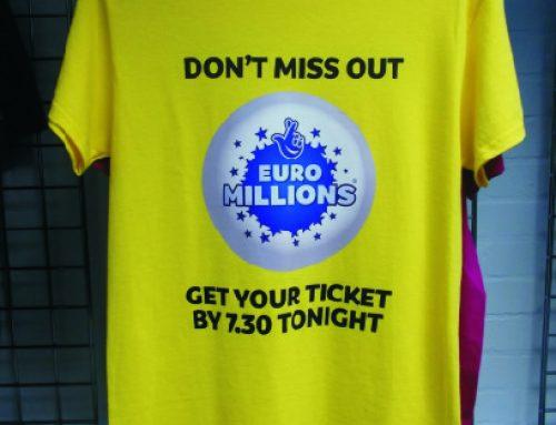 Euromillions Tshirts