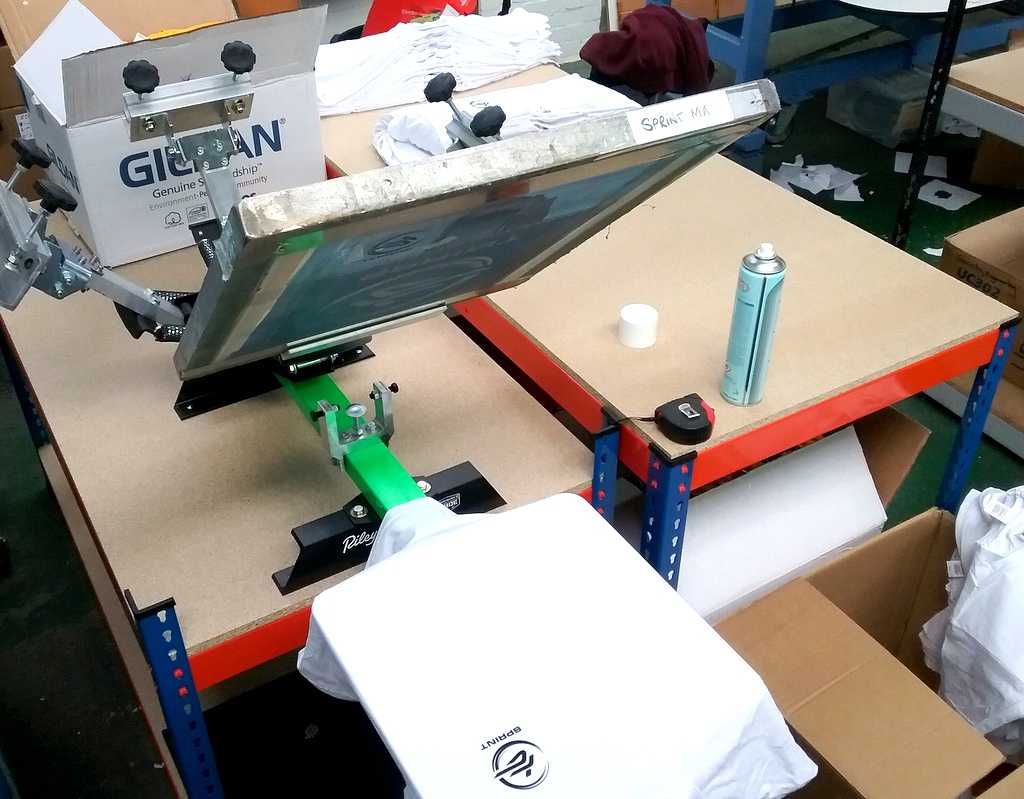 What Actually Is Screen Printing?