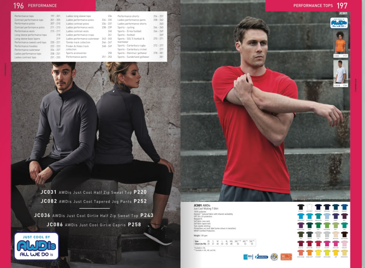 An image of a the 2017 PB Catalogue
