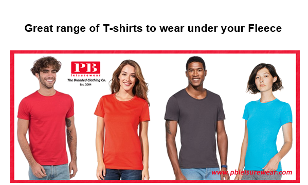 An image advertising t-shirts