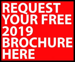 A request your free brochure button